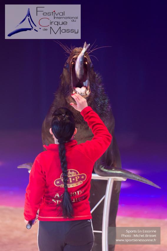 M60120A1020 - Récompense pour les Lions des Mers - Adriana Spindler