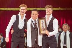 MB170115A1752 - Prix du Centre de Developpement Mongolie - Twin Spin