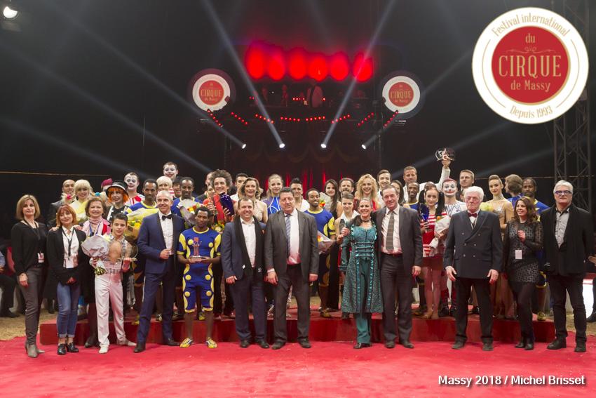 MB180114A2390-Remise des prix du 26ème Festival International du Cirque de Massy du 11 au 14 janvier 2018