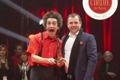 MB180114A3462-Prix du Cirque Golden Trick of Kobzov, remis par M Kobzov, attribué Elastic, Comique excentrique