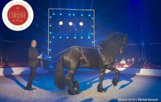 MB190110A1939-Louis KNIE - Carrousel équestre et chevaux en liberté