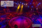 M60123A0132 - Le chapiteau se vu depuis la plate-forme des musiciens