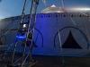M60118A0196 - Les arches qui assurent une vision parfaite sous le chapiteau