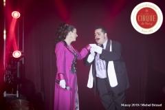 MB190110A1000-Carrie Harvey et Totti Clown - duo du final